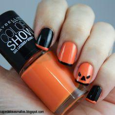 Calabaza de Halloween con Color Show - Sweet clementine
