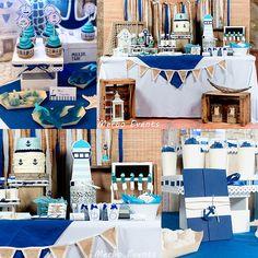 Mesa dulce comunion marinera Merbo Events