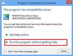 Epson Support