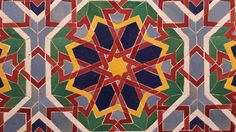 moroccan tile designs - Google Search