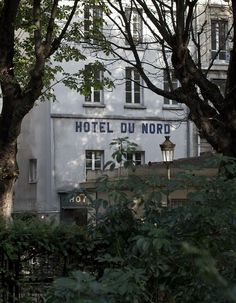 Hotel du Nord, 102 Quai de Jemmapes, Paris X