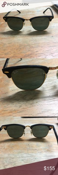 Brand new Ray-ban Club masters adult Brand new, no scratches Ray-Ban Accessories Sunglasses