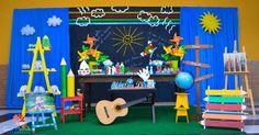 Festa aquarela da música de Toquinho