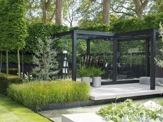 daily telegraph garden / chelsea flower show 2009 Outdoor Rooms, Outdoor Gardens, Outdoor Living, Outdoor Furniture, Interior Design Minimalist, Minimalist Decor, Minimalist Kitchen, Minimalist Living, Minimalist Bedroom