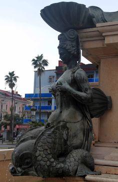 Batumi, Georgia - Fountain of Neptune