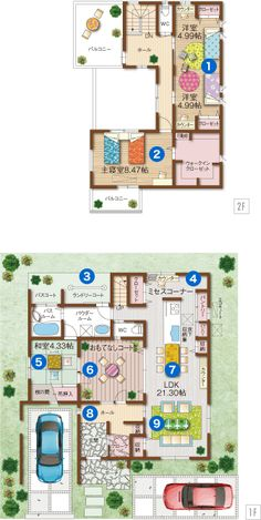 Sims House Plans, Dream House Plans, House Floor Plans, Japanese Architecture, Architecture Design, Craftsman Floor Plans, Small Floor Plans, House Inside, Affordable Housing