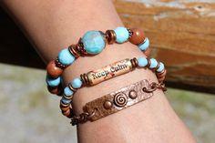 Chakra Yoga Bracelet setKeep by gotchakra Yoga Bracelet, Chakra Bracelet, Stretch Bracelets, Bracelet Set, Diy Jewelry, Jewelry Bracelets, Jewelry Making, Yoga Jewelry, Jewelry Ideas