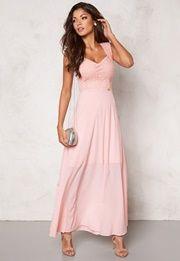 Chiara Forthi Piubella Long Dress Light Pink Bubbleroom.no