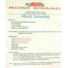 Mochi Semarang by Rose Brand