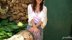OOTD boho japanese look outfit of the day ( inasilkcoat )