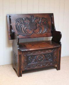 Awe Inspiring 11 Best Monks Bench Images Monks Bench Bench Furniture Uwap Interior Chair Design Uwaporg
