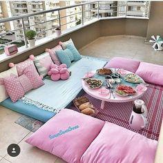 Balkon – home accessories Room Interior, Interior Design Living Room, Living Room Decor, Bedroom Decor, Home Decor Furniture, Diy Home Decor, Apartment Balconies, Balcony Design, Home Accessories