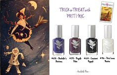 http://www.pritinyc.com/Priti-Trick-or-Treat-Kit_p_1106.html #halloween #nailart #trickortreat #nailpolish #mani #naildesign #halloweennails