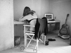 Writing music  Margrethe Tang - Musician
