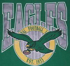 Classic Philadelphia Eagles Tee.