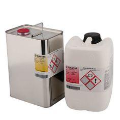 Resin / Epoxi för River Tables? Ec-141 är ett bra alternativ både i konsistens, transparens och pris. Finns i flera olika storlekar upp till 15 kg.