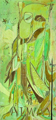 Twinkle Owl Jennifer Mercede Paper Print by jennifermercede