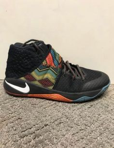 d2c1d475cb6 Nike-Kyrie-2-Multicolor-BHM-Black-History-Month-Edition-Size-6-5-Men-Youth