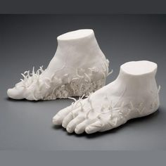 """""""A nomad I will remain for life, in love with distant and uncharted places."""" -Isabelle Eberhardt - 'Uprooted' by Kate MacDowell Kate Macdowell, Illustration Manga, Art In The Age, Les Fables, Ap Art, Sculpture Art, Ceramic Sculptures, Ceramic Art, Contemporary Art"""