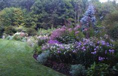 Michael Leva Litchfield County Connecticut Garden Perennial Border