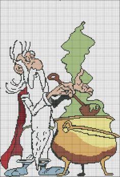 kruissteek asterix - Google zoeken