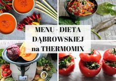 Jednodniowy przykładowy jadłospis z diety wg zasad dr. Dąbrowskiej na Thermomix - Diety na Thermomix - bez glutenu, bez nabiału, bez cukru - oczyszczanie organizmu, detoks, zdrowe odżywianie - Food Harmony