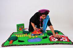 Raconte-tapis - Ecoutanik, une conteuse d'histoires pour tout-petits aussi.