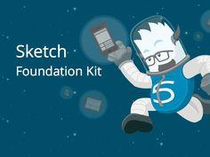 Foundation 5 Kit for Sketch