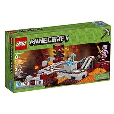 LEGO Minecraft The Nether Railway 21130 Building Kit (387... https://www.amazon.com/dp/B01MSJNW77/ref=cm_sw_r_pi_dp_x_BOXdzb8WESAGE