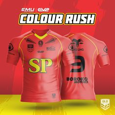EMU Sportswear Kitbuilder allows any team to choose their items & customise them to suit their teams colours & style. Nrl Merchandise, Jersey Designs, Color Rush, Team Wear, Rugby League, Team Logo, Activewear, Nfl, Sportswear