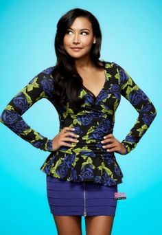 Season four - Naya Rivera as Santana Lopez