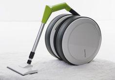 Erik Andershed_Eclipse vaccum cleaner_electrolux design awards 2005