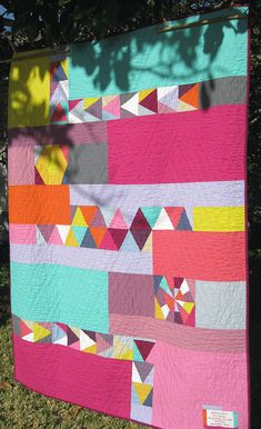 Christy's Quilt Back | Flickr - Photo Sharing!