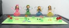 Fairies - Quilled Creations Quilling Gallery