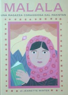 Malala un ragazza coraggiosa dal Pakistan di Jeanette Winter