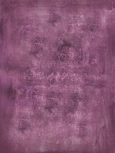 Aged Purple By Sandra Foster