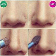 FS | 7 Makeup Tricks to Make Your Nose Look Smaller