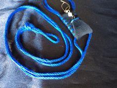 Pouch necklace boho prayer medicine