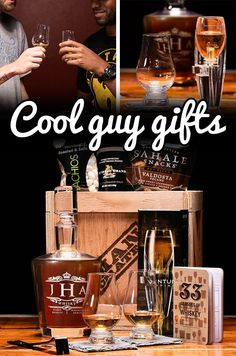 A perfect gift for the true Whiskey Connoisseur… #mancrates