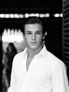 Gaspard Ulliel is the definition of perfect