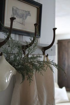 FARMHOUSE 5540: Farmhouse Goodies - great way to get some fresh pine scent into the house.