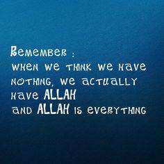 powerful reminder