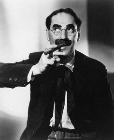 "Julius Henry ""Groucho"" Marx (October 2, 1890 – August 19, 1977)"