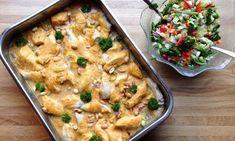 lindastuhaug - lidenskap for sunn mat og trening Asian Recipes, Thai Recipes, Gourmet Recipes, Snack Recipes, Healthy Recipes, Snacks, Food Inspiration, Macaroni And Cheese, Risotto