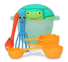Sand cooking kit