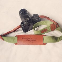 """""""I am in LOVE with my new #Avocado #Fotostrap!"""" - @sharayahleephotography.  We are so glad to hear it!  We are also in love with your custom monogram sporting your business logo!  Thanks for sharing with us! #repost"""