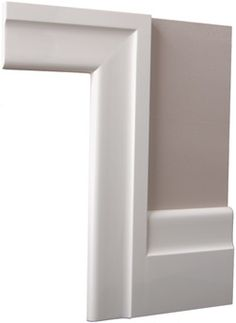 Modern Architectural and Decorative Mouldings, Modern Wall Skirting Boards, Modern Architraves Modern Beach Decor, Modern Wall, Baseboard Styles, Door Molding, Crown Molding, Portal, Stair Lift, Wall Cladding, Cladding Ideas