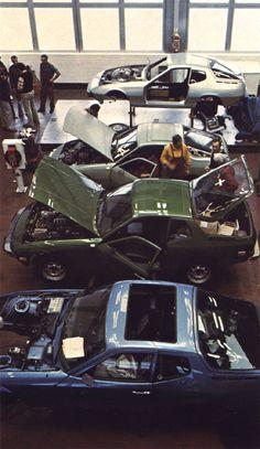 Porsche 924 Prototypes
