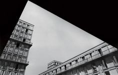 Lucien Herve, 1956 1953 1955 1953 Lucien Herve never intended to become a photographer, but managed to pick up the trade from his experienc. Chandigarh, Serge Najjar, Franco Fontana, Michael Wolf, Lucien, Become A Photographer, Herve, Le Havre, Le Corbusier