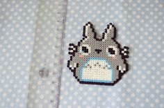Totoro (Studio Ghibli) Hama Beads - Perler Beads